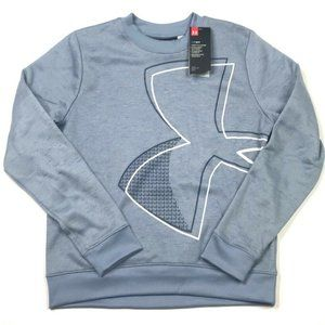 Under Armour Coldgear Womens Sweatshirt Blue M
